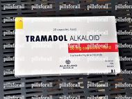 Tramadol Alkaloid labs 50mg x 180 . Delivery from EU